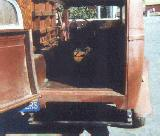 19k photo of 1935 Willys 77 sedan delivery, interior