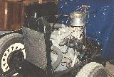 32k photo of 1936 Willys 77 Sedan, engine