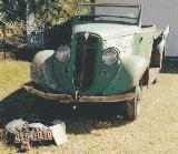 21k photo of 1936 Willys 77 Australian bodied roadster pickup
