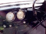 27k photo of 1938 Willys 38 sedan by Holden, dashboard