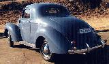 30k photo of 1938 Willys 38 coupe
