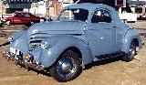 37k photo of 1938 Willys 38 coupe