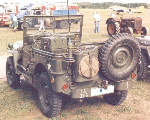 Oldtimer Gallery Cars Willys Mb And Ford Gpw