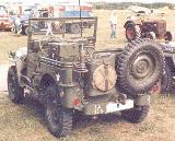 43k photo of 1943 Willys MB radiostation