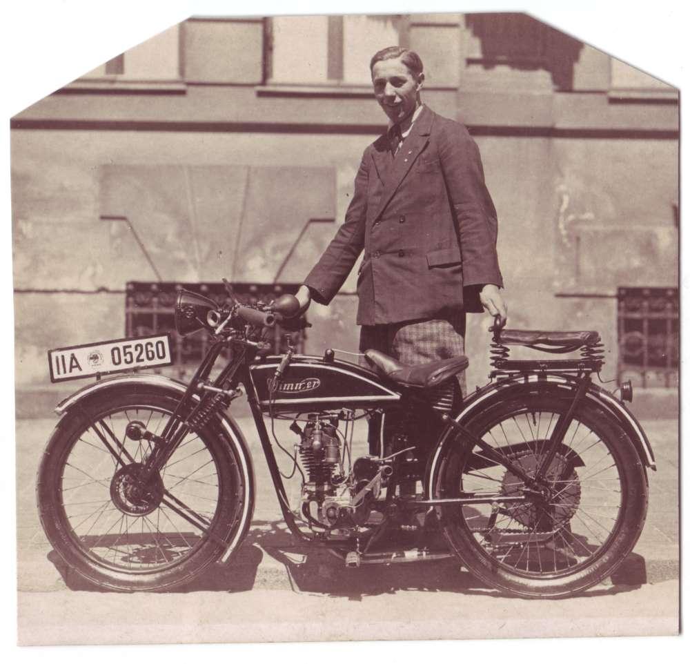 motorrad scout 24 oldtimer