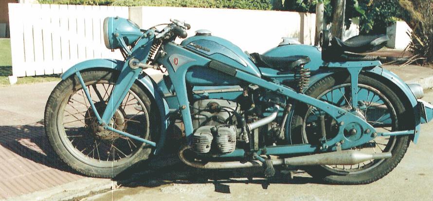 Oldtimer Gallery Motorcycles Zuendapp Kks500