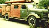 21k image of ZIL-150 fire engine